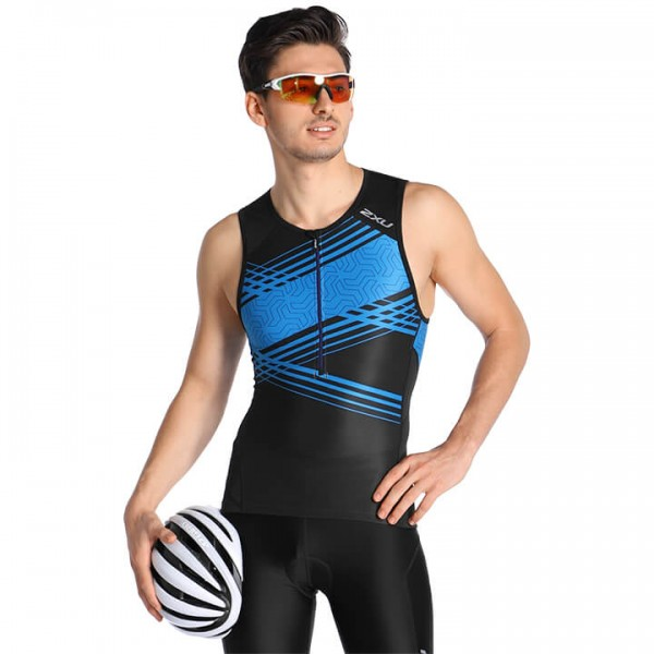 2XU Tri Top Perform I3400Q4536