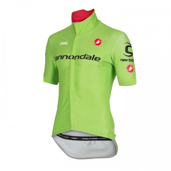 2016 CANNONDALE PRO CYCLING TEAM Light Jacket met korte mouwen Gabba 2 Y6705G7336