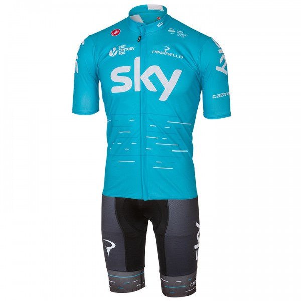 2017 TEAM SKY Set (2 stukken) Q5658V6989