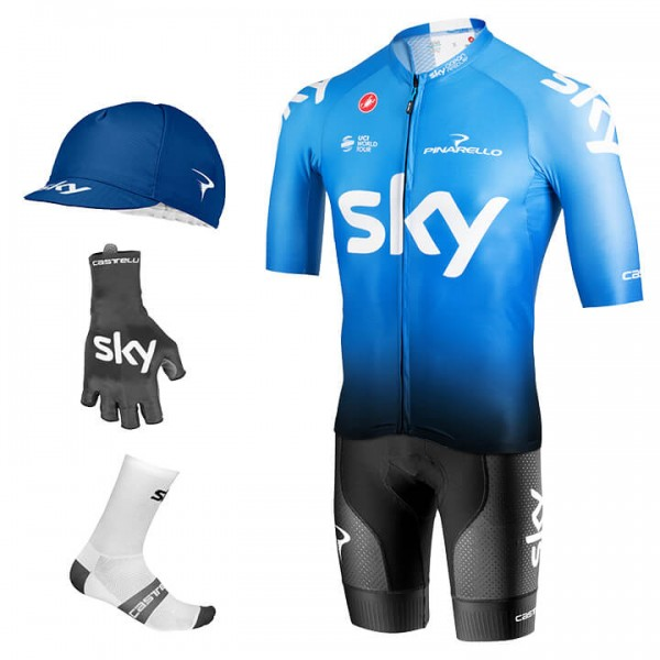 2019 TEAM SKY Aero Training Maxi-Set (5 stukken) T9270Q6652