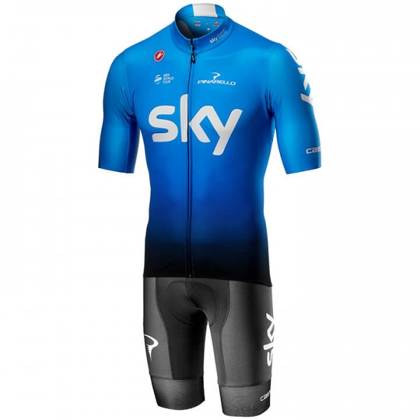 2019 TEAM SKY Squadra Training Set (2 stukken) M2127F8897