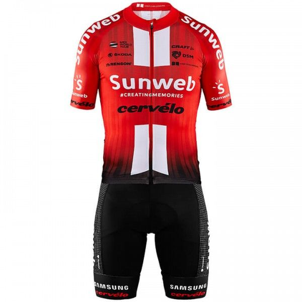 2019 TEAM SUNWEB Aerolight Set (2 stukken) Z6786B1812