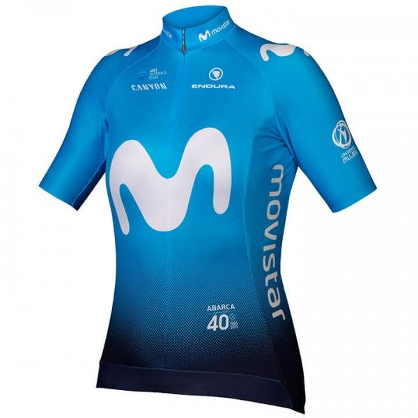 2019 MOVISTAR TEAM fietsshirt I5380H2196