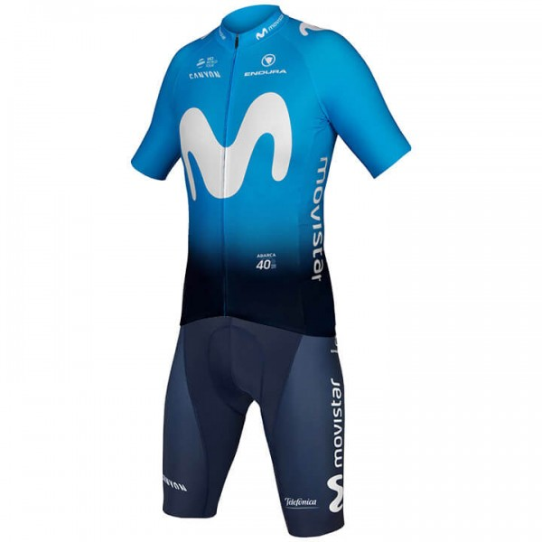 2019 MOVISTAR TEAM Set (2 stukken) B7519C6510