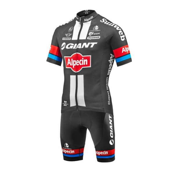 2016 GIANT-ALPECIN Race Edition Set (2 stukken) J1874K2579