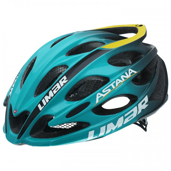 2018 LIMAR fietshelm Ultralight+ Astana Pro Team M8311I8899