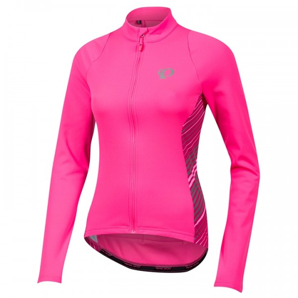 PEARL IZUMI shirt met lange mouwen Select Pursuit Thermal roze M2601E5997