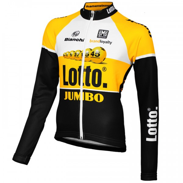 LOTTO NL-JUMBO Thermojack 2015 Y8949L1044