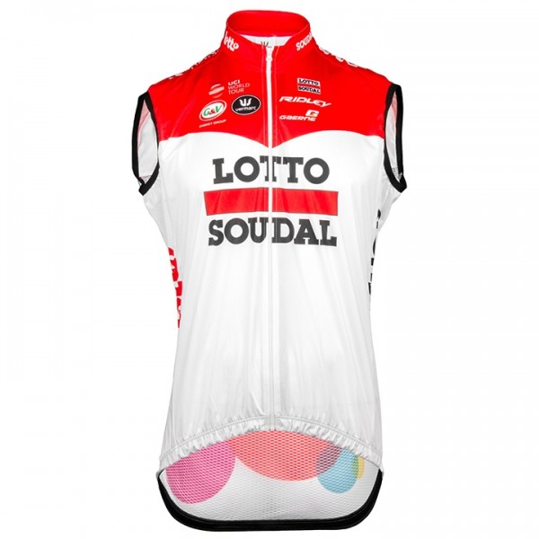 2018 LOTTO SOUDAL windvest V6316B7895