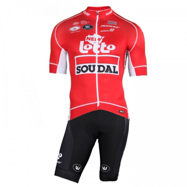 2018 LOTTO SOUDAL Tour de France PRR (2 T.) Set (2 stukken) Y4513C7704