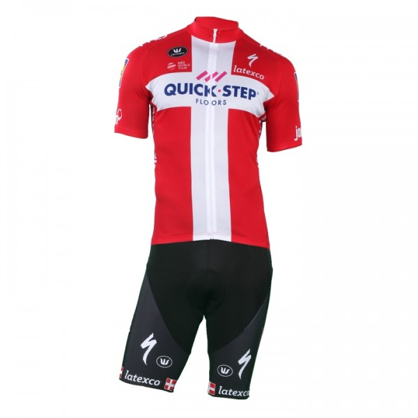 2018 QUICK - STEP FLOORS Deense kampioen Set (2 stukken) I5231A8927