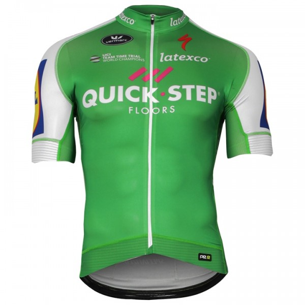 2017 QUICK-STEP FLOORS Fietsshirt PRR Marcel Kittel TDF B9818D6443